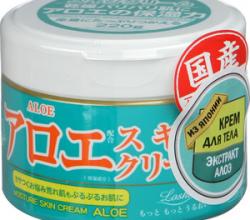 Крем для тела с экстрактом алоэ Moisture Skin Cream Aloe от Cosmetex Roland