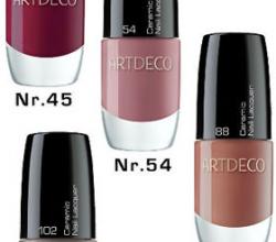Лак для ногтей Ceramic Nail Lacquer от Artdeco