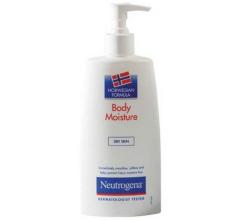 Увлажняющее молочко для сухой кожи тела от Neutrogena