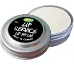 Бальзам Lip service Помощь губам от LUSH