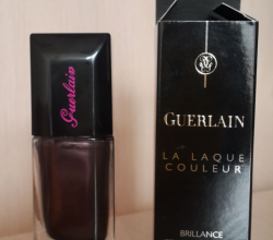 Лак для ногтей Colour Lacquer Long-Lasting Colour&Shine (оттенок № 861 Sulfurous) от Guerlain