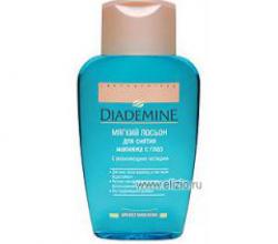 Средство для снятия макияжа с глаз от DIADEMINE