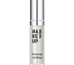 Блеск для губ Shimmer Lip Gloss № 1 от Make Up Factory
