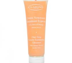 Очищающая пенка для умывания One-Step Gentle Exfoliating Cleanser от Clarins