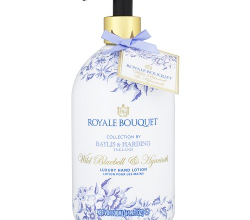 Лосьон для рук Royale Bouquet Wild Bluebell and Hyacinth от Baylis and Harding