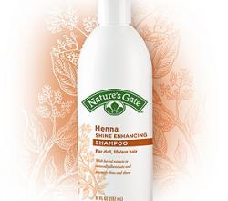 """Шампунь для блеска волос """"Хна"""" от Nature's Gate"""