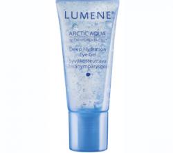 Интенсивный увлажняющий гель для кожи вокруг глаз Arctic Aqua от Lumene