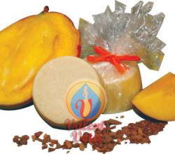 """Твердая крем-плитка для лица и тела """"Тропическое манго"""" от Valent Vota"""