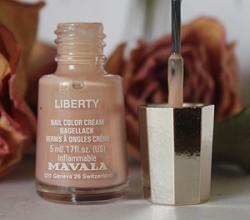 Лак для ногтей Liberty от Mavala