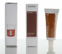 Очищающий скраб для лица с тимьянным медом от Korres