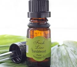 Эфирное масло сандала от Fresh Line