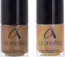 Лак для ногтей Professional 120 и 207 от Aurelia