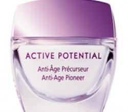 Крем предупреждающий возрастные признаки Active potential от Dr. Pierre Ricaud