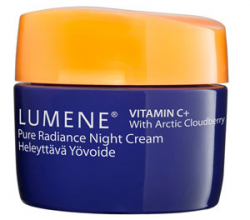Восстанавливающий ночной крем для лица Vitamin C+ от Lumene (1)