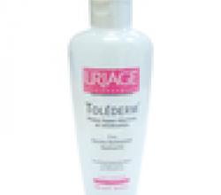 Вода очищающая для кожи лица и контура глаз Толедерм от Uriage