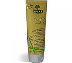 Тонифик питательное молочко для тела от Nuxe