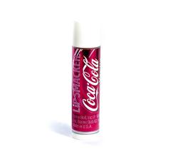 Бальзам для губ Coca Cola Vanilla от Lip Smacker