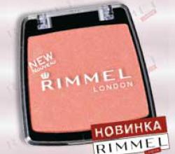Румяна Mono Blush от Rimmel
