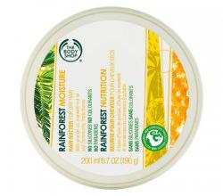 Увлажняющее масло для волос Тропический лес от The Body Shop