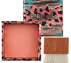 Пудра для лица Coralista от Benefit