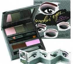 Набор теней для век Smoky Eyes Kit от Benefit