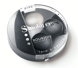 Тени для век Smoky Eyes от Bourjois (4)