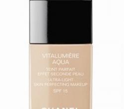 Тональный флюид Vitalumiere Aqua от Chanel