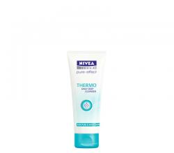 Термо-гель ежедневное глубокое очищение лица от Nivea