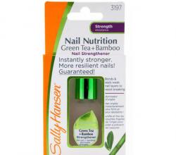 Средство для укрепления ногтей Зеленый Чай + Бамбук от Sally Hansen
