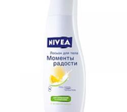 """Лосьон для тела """"Моменты радости"""" для нормальной и сухой кожи от Nivea"""