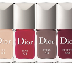 Лак для ногтей Vernis Couture Colour Gel Shine And Long Wear Nail Lacquer (оттенок № 775 Star) от Dior