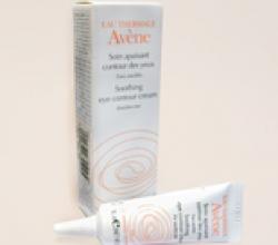 Успокаивающий крем для контура глаз от AVENE