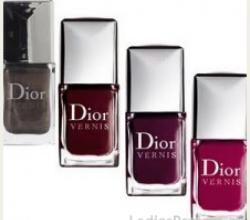 Лак для ногтей (оттенок № 257 Incognito) от Dior