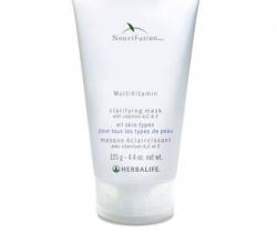 Мультивитаминная очищающая маска NouriFusion для всех типов кожи от Herbalife