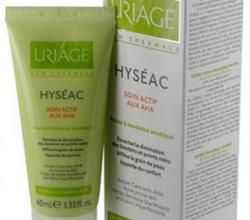 Крем для лица Hyseac Активный уход с АНА для кожи склонной к акне от Uriage
