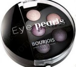 """Пятицветные тени для век """"Eye Pearls"""" (оттенок № 62 Illusion) от Bourjois"""