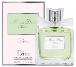 Женская туалетная вода Miss Dior Cherie L'Eau от Dior