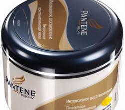 Маска для волос Pantene Pro-V «Интенсивное восстановление» от Pantene