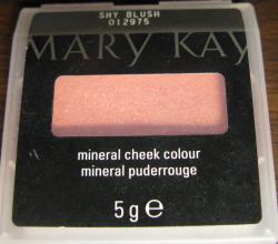 Минеральные румяна от Mary Kay