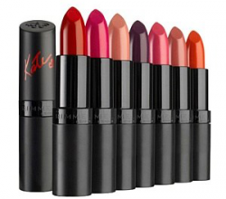 Губная помада Lasting Finish by Kate lipstick (оттенки № 06, 09, 11) от Rimmel