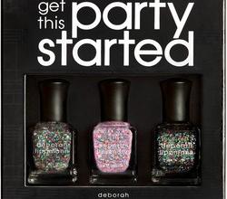 Лимитированный набор лаков для ногтей Get This Party Started от Deborah Lippmann