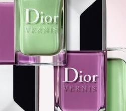 Лак для ногтей с ароматом розы Waterlily (оттенок # 504) от Dior