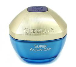 Увлажняющий дневной крем для нормальной и смешанной кожи лица Super Aqua-Day от GUERLAIN