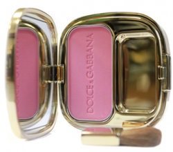 Румяна The Blush Luminous Cheek Colour (оттенки № 40 Provocative и № 38 Mauve Diamond) от Dolce & Gabbana