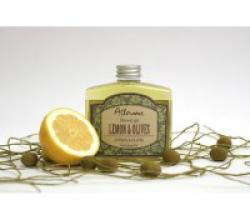 "Гель для душа ""Лимон-Олива"" от Attirance"