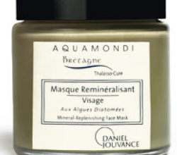 Минеральная маска для лица Aquamondi Bretagne от Daniel Jouvance