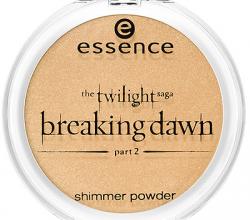 Сияющая пудра из коллекции «Twilight Saga: Breaking Dawn» (оттенок № 01 Bella's Secret) от Essence