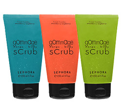 "Скраб для тела ""Gommage Scrub"" от Sephora"