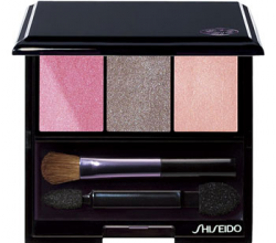 Тени для век Luminizing Satin Eye Color Trio (# RD711Pink Sands) от Shiseido