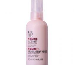 Спрей для лица Vitamin E от The Body Shop